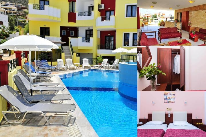 Ariadni Palace Apartments photo collage