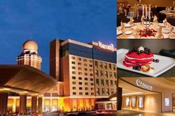 Hollywood Casino St. Louis photo collage
