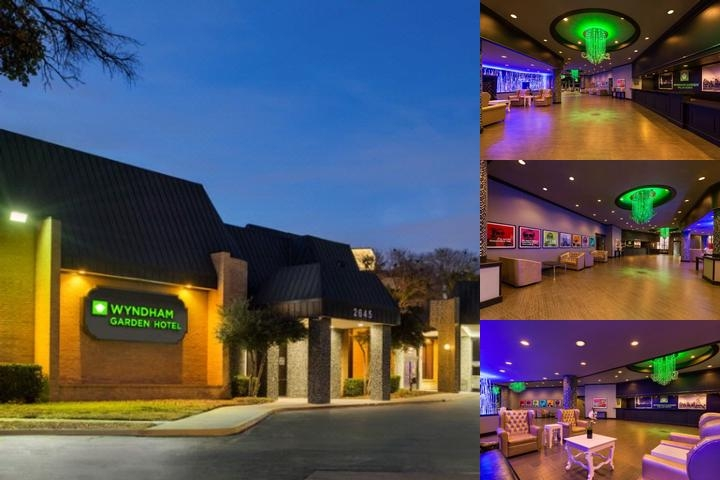 Wyndham Garden Dallas North photo collage