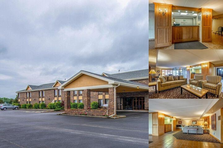 Quality Inn Tully photo collage