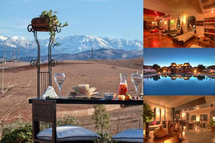 Shemsmoon Suites & Spa photo collage