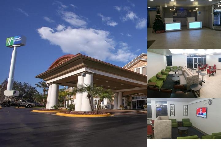 Holiday Inn Express Daytona Speedway photo collage
