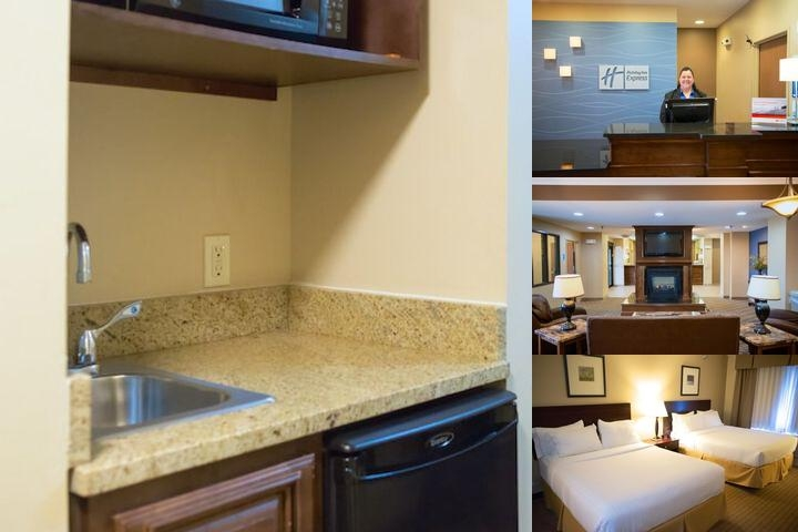 Holiday Inn Express Devils Lake photo collage