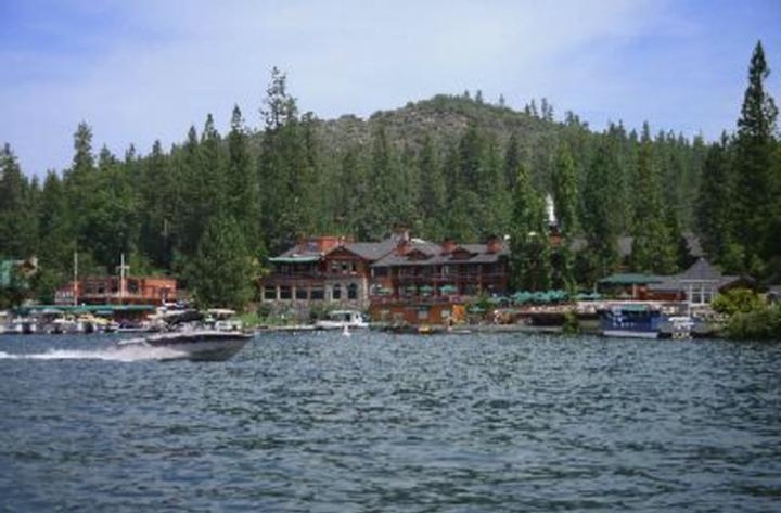The Pines Resort photo collage