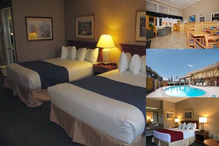 Best Western Corona photo collage
