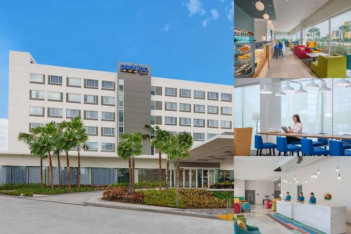 Park Inn by Radisson Clark photo collage