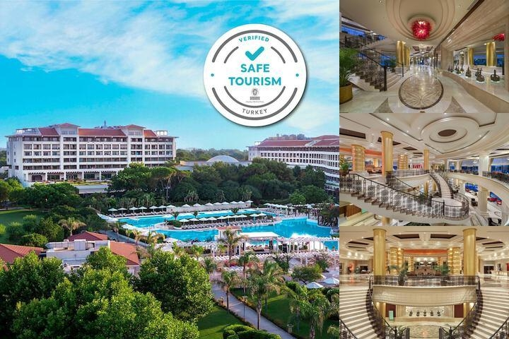 Ela Quality Resort Belek All Inclusive photo collage