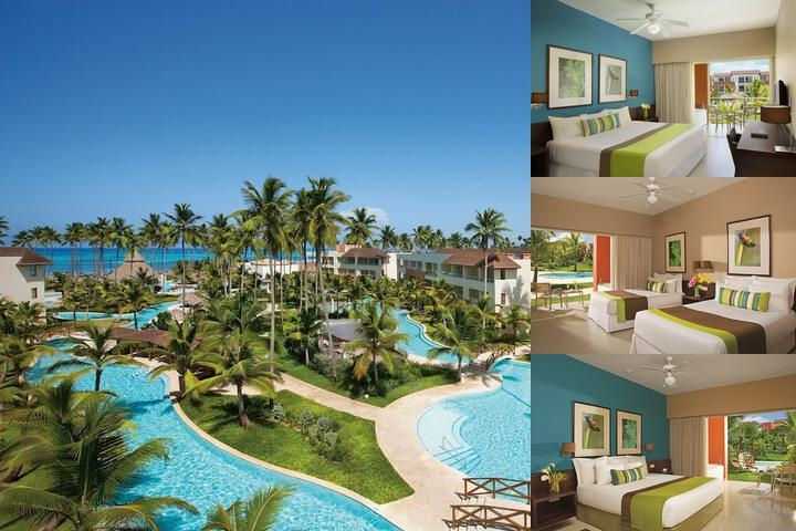 Now Larimar Punta Cana All Inclusive photo collage