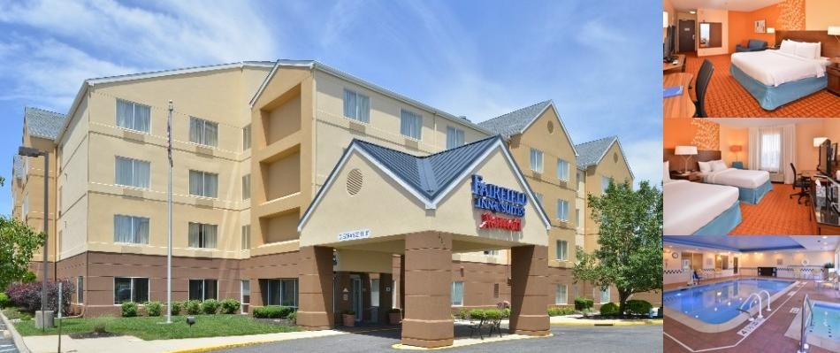 Fairfield Inn & Suites Mt. Laurel photo collage