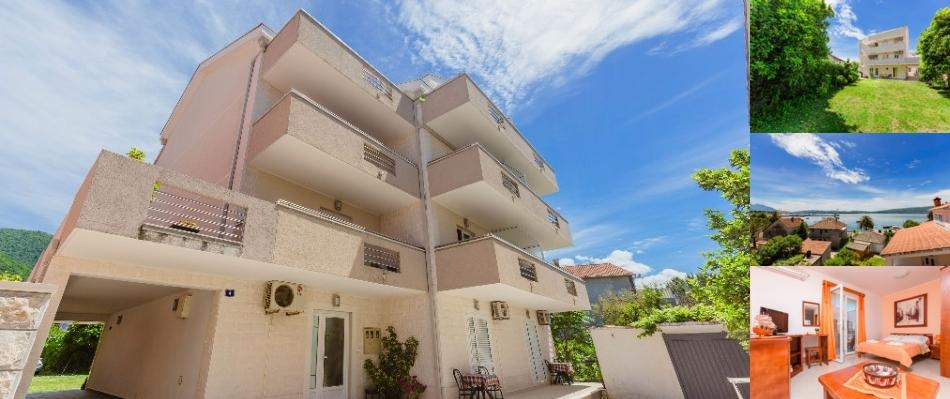 Rosic Apartments Tivat photo collage