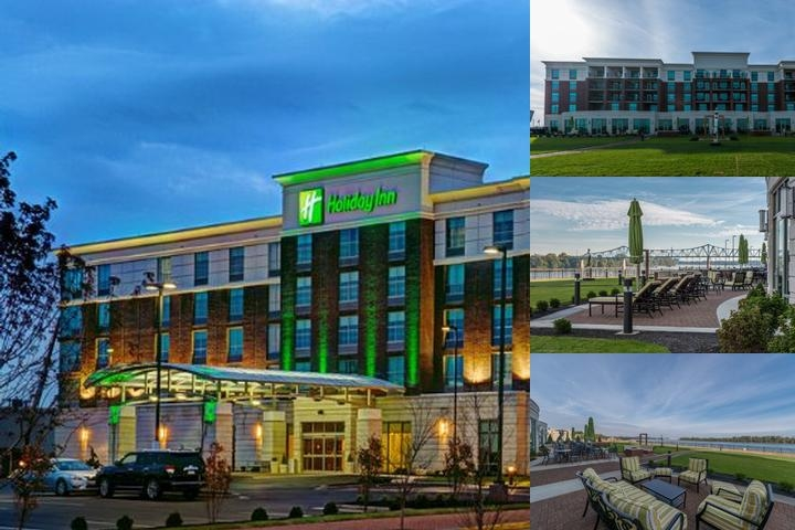 Holiday Inn Owensboro Riverfront photo collage