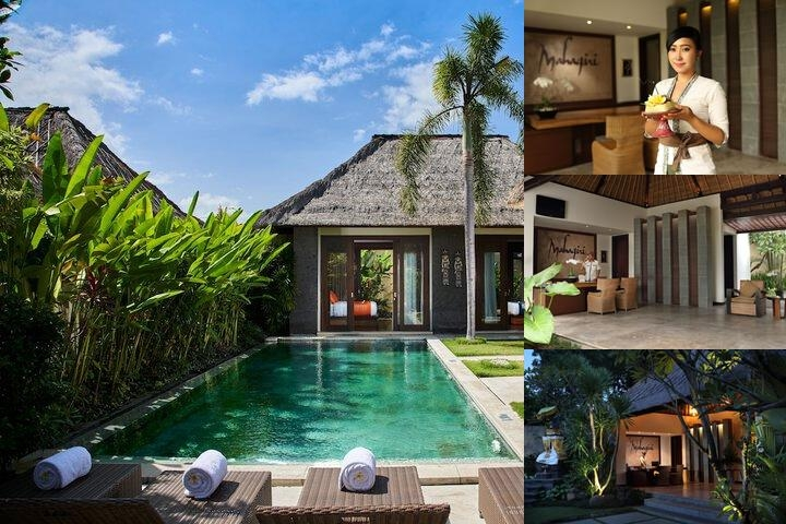 Mahagiri Villas Sanur photo collage
