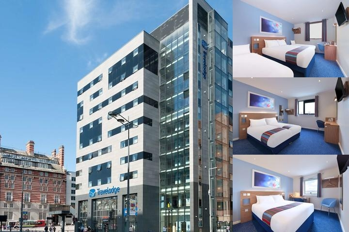 Travelodge Liverpool Central The Strand photo collage