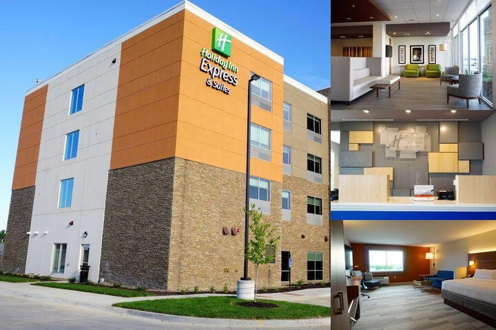 Holiday Inn Express & Suites Omaha Millard Area photo collage