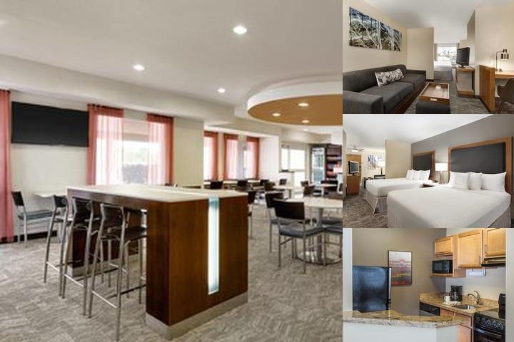 Springhill Suites by Marriott Phoenix North photo collage