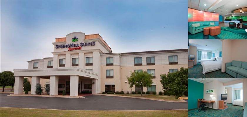 Springhill Suites by Marriott Tulsa photo collage
