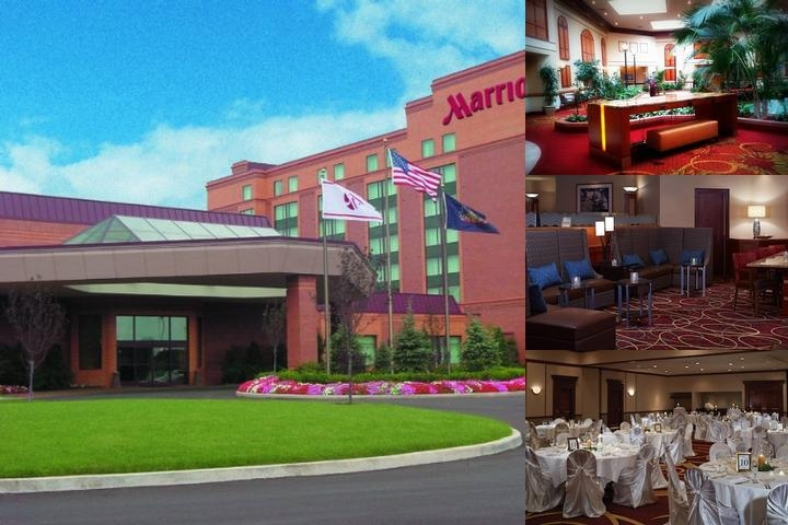 Chicago Marriott Northwest photo collage