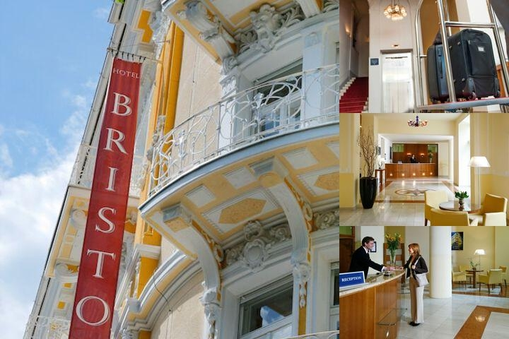 Hotel Bristol by Ohm Group photo collage