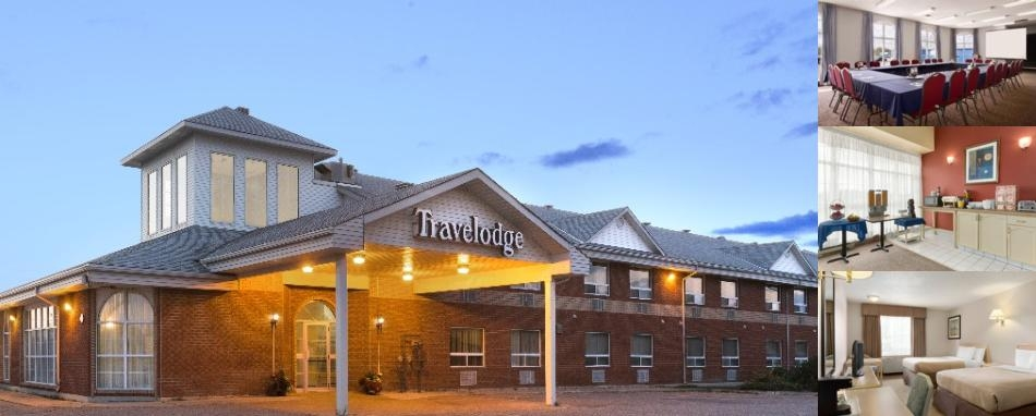 Travelodge Timmins photo collage
