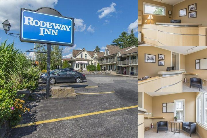 Rodeway Inn King William photo collage