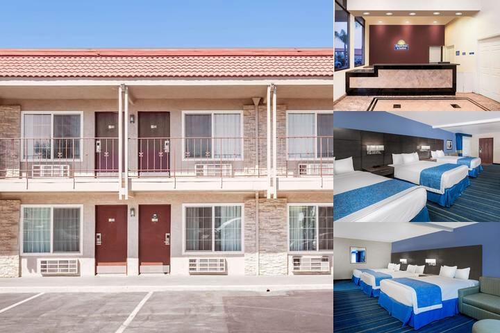 Days Inn & Suites Anaheim at Disneyland® Park photo collage