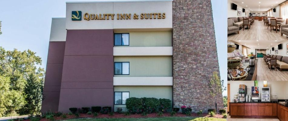 Quality Inn & Suites Warren photo collage