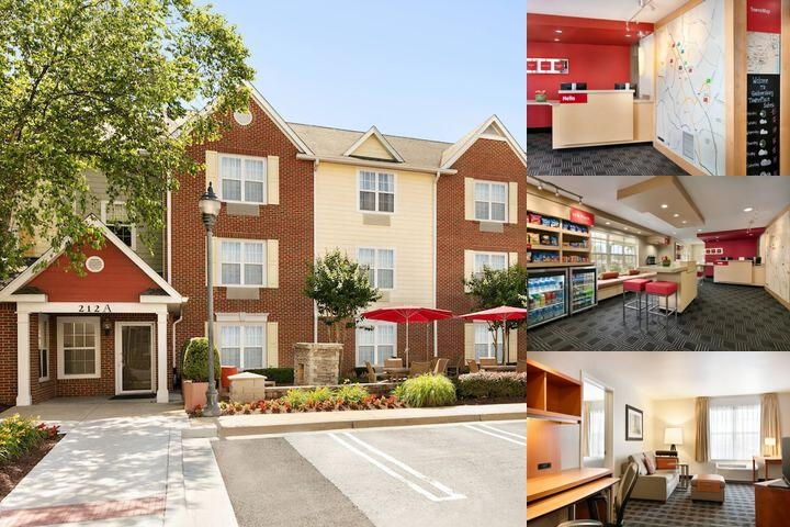 Towneplace Suites Gaithersburg photo collage