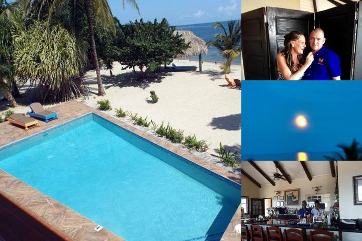 Mariposa Beach Suites photo collage