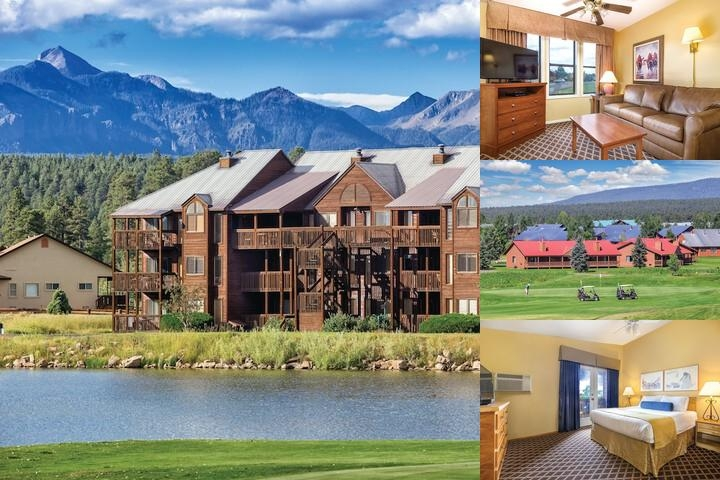 Pagosa Resort photo collage
