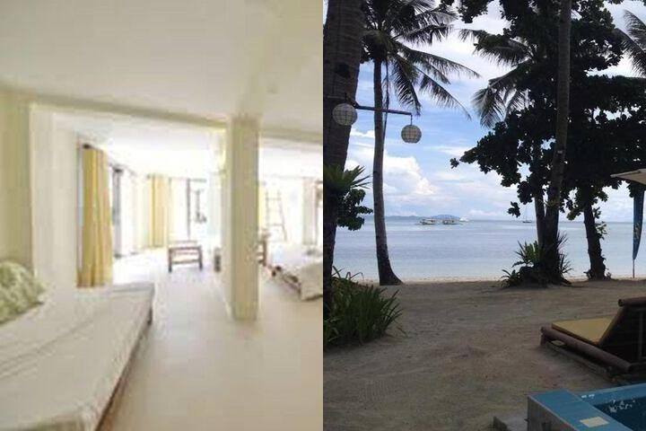 Rieseling Boracay Beach Resort photo collage