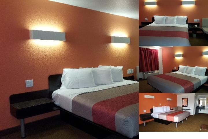 Motel 6 Erie photo collage