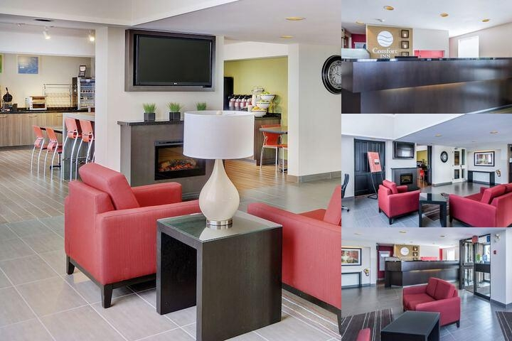 Comfort Inn East photo collage