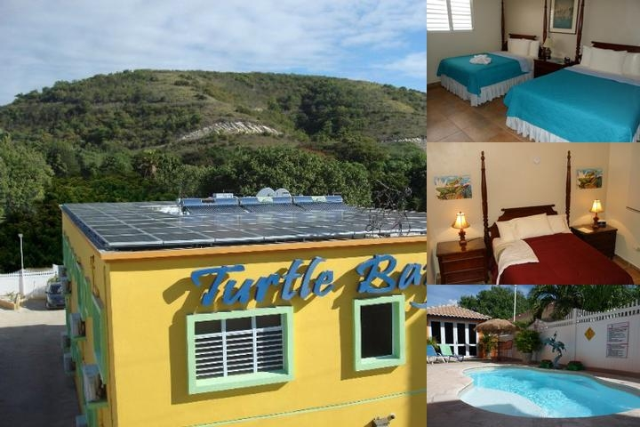 Turtle Bay Inn photo collage