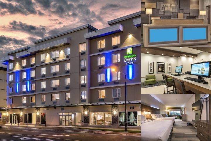 Holiday Inn Express & Suites Victoria Colwood photo collage