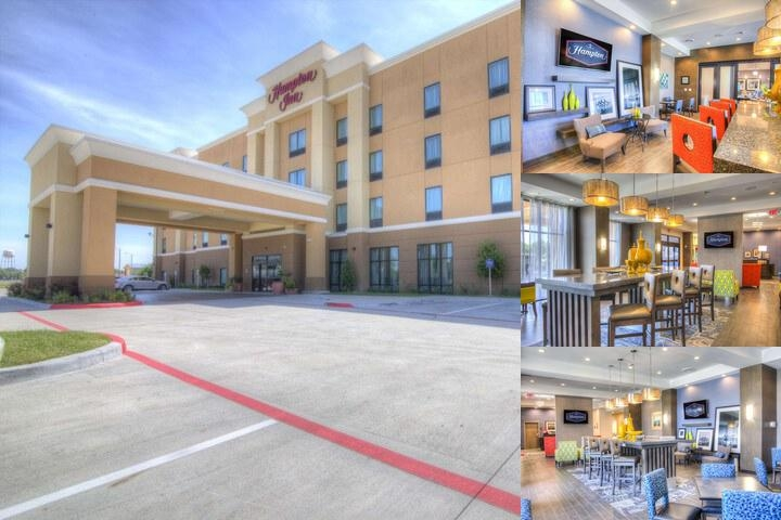 Hampton Inn Houston I 10 East photo collage