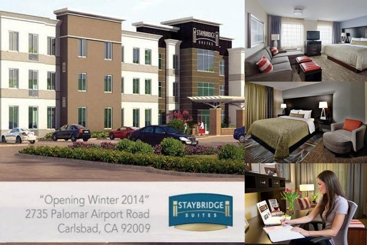 Staybridge Suites Carlsbad photo collage