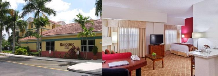 Residence Inn Fort Lauderdale Plantation photo collage