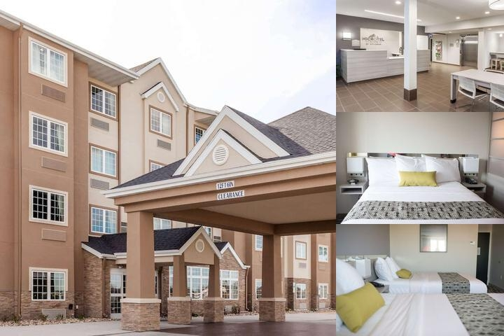 Microtel Inn & Suites by Wyndham West Fargo photo collage