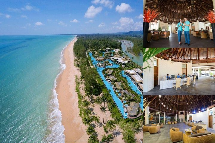 The Haven Khao Lak photo collage