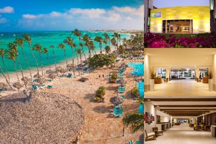 Holiday Inn Resort Aruba Beach Resort & Casino photo collage