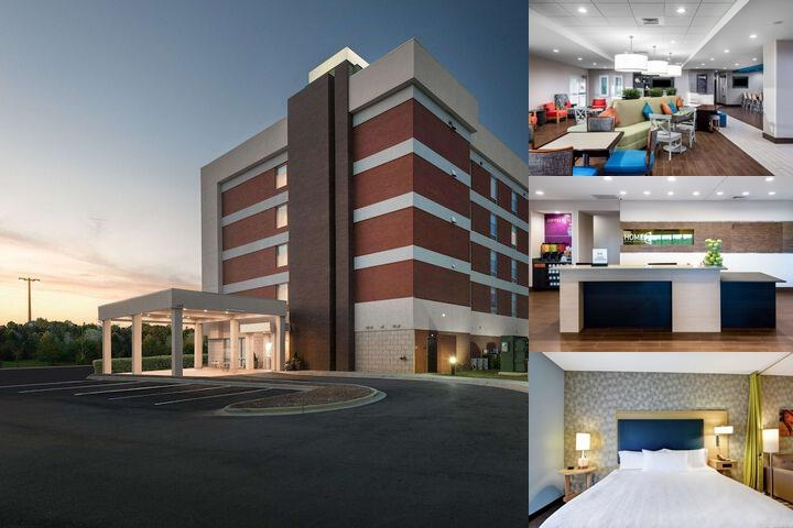 Home 2 Suites Charlotte University Research Park photo collage