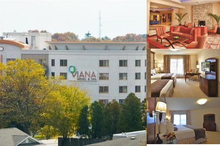 The Viana Hotel & Spa photo collage