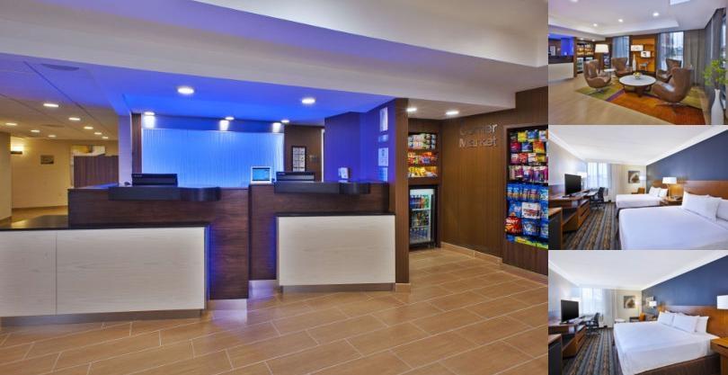 Fairfield Inn Suites By Marriott Herndon Reston Va 485 Elden 20170