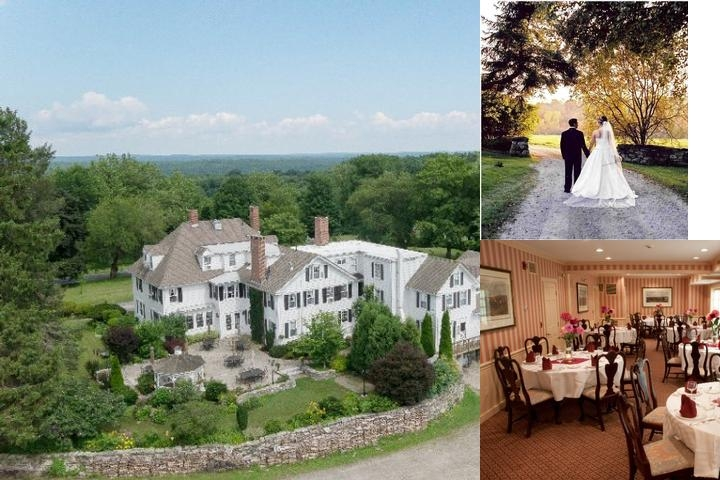 The Inn at Woodstock Hill photo collage