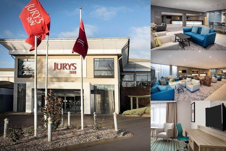 Jurys Hotel Oxford Hotel & Conference Venue photo collage