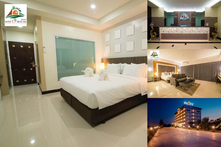 Som O House Hotel photo collage