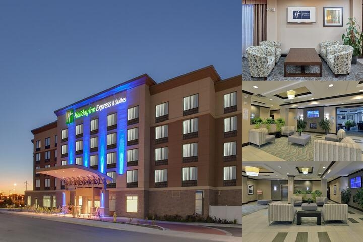 Holiday Inn Express & Suites Ottawa East Orleans photo collage