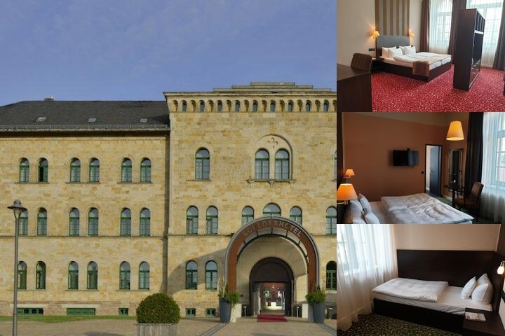 Greenline Schlosshotel Blankenburg / Harz photo collage