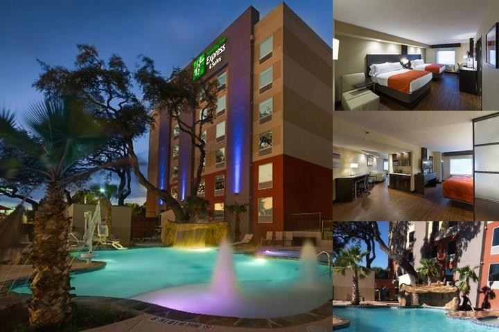 Holiday Inn Express & Suites Medical Center North photo collage