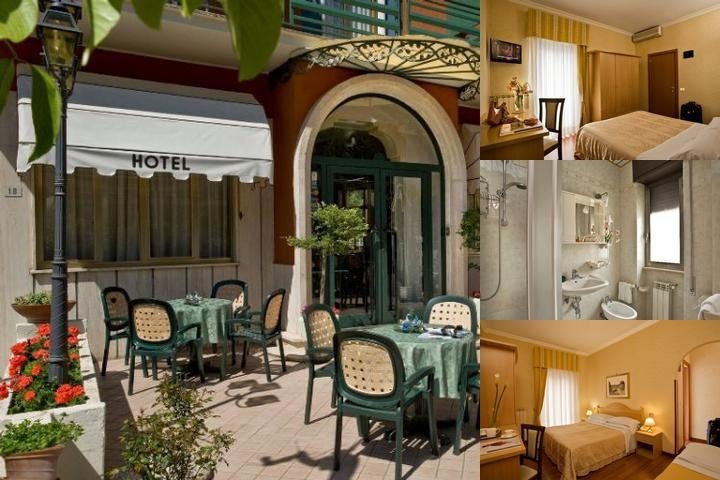 Hotel Siviglia photo collage